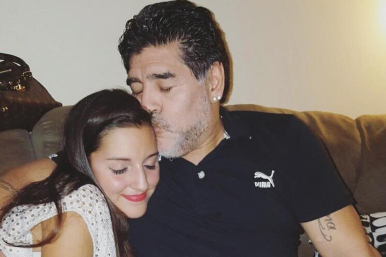 Ellos son los hijos legítimos y no reconocidos de Maradona